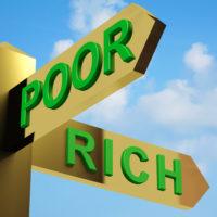 rich get richer